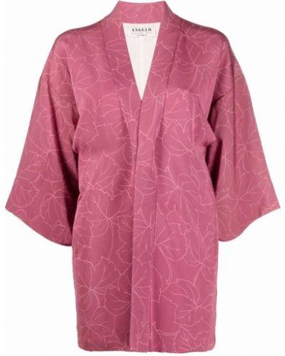 Розовый пиджак с лацканами A.n.g.e.l.o. Vintage Cult