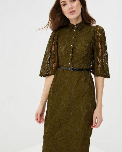 Платье с длинными рукавами осеннее Alina Assi