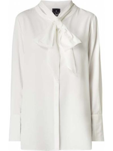 Bluzka z kokardą - biała Lieblingsstück