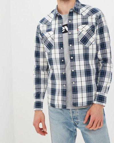 Синяя рубашка с длинным рукавом Levi's®
