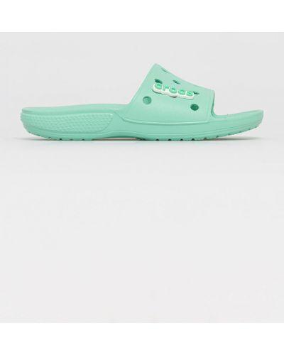Klasyczne sandały turkusowe Crocs
