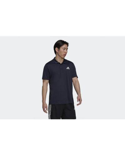 T-shirt - granatowa Adidas