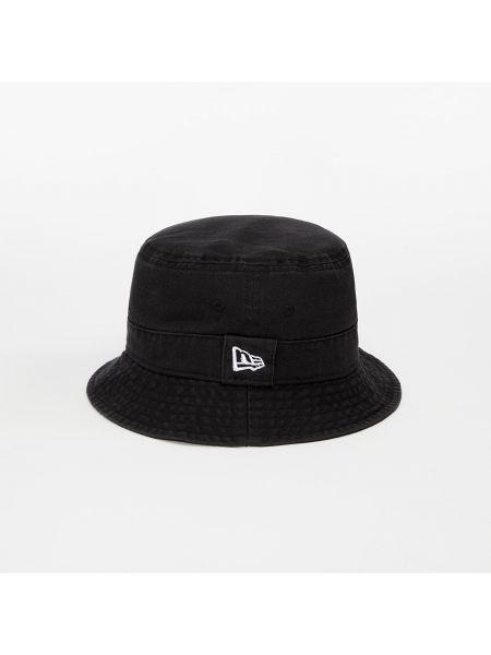 Czarny kapelusz New Era