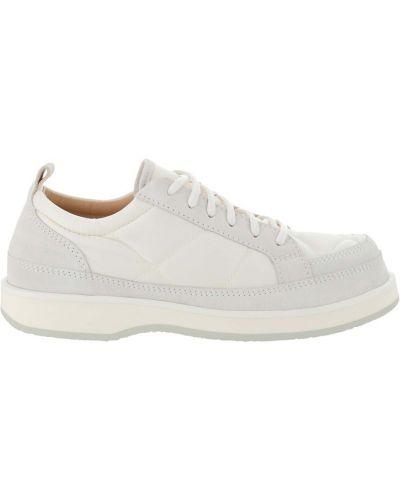 Białe sneakersy skorzane Jacquemus