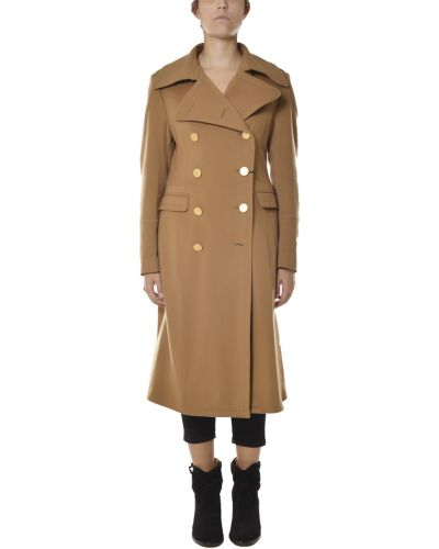 Brązowy płaszcz Tagliatore