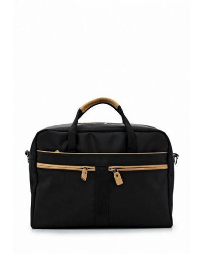 Черная дорожная сумка Duffy