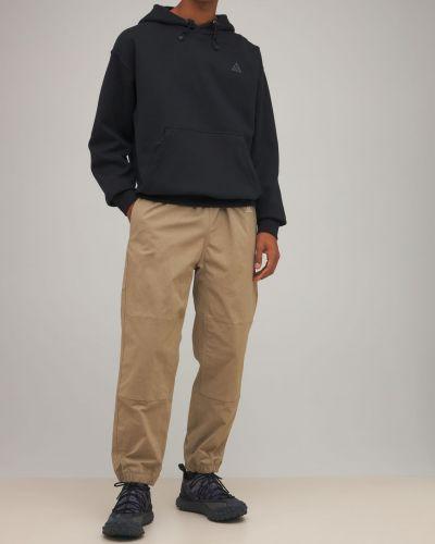 Czarna bluza z kapturem Nike Acg