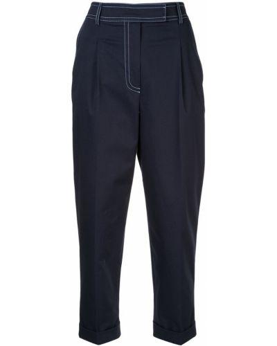 Укороченные брюки с поясом Jour/né