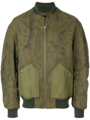 Куртка зеленая льняная Mr & Mrs Italy