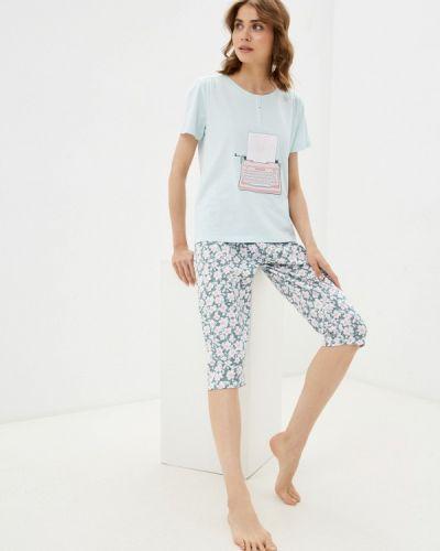 Бирюзовая пижама Nymos