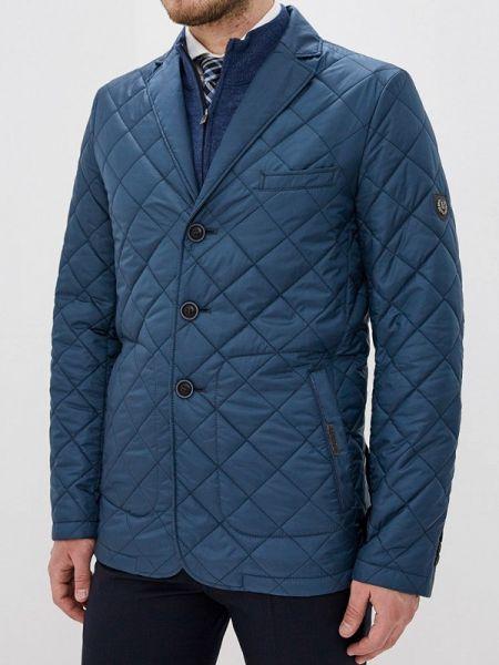 Синяя куртка Bazioni