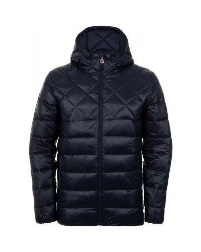 Утепленная куртка спортивная с капюшоном Fila