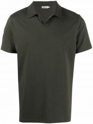 Koszula krótki rękaw - zielona Filippa K