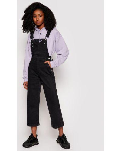 Kombinezon - czarny Pepe Jeans