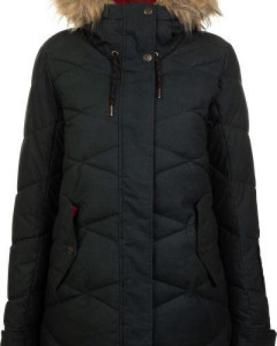 Утепленная куртка с капюшоном длинная Termit