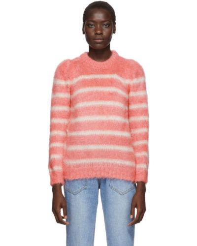 Пуловер с аппликацией шерстяной Sjyp