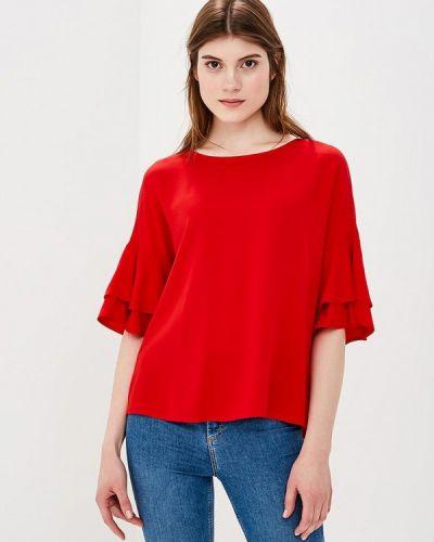 Красная блузка Tom Tailor