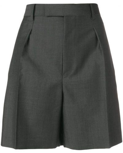 Однобортные шорты с карманами на пуговицах Junya Watanabe