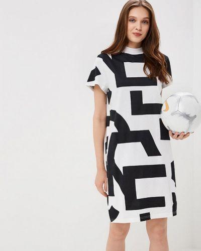 Белое платье весеннее Cheap Monday