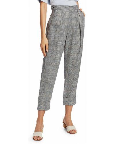 Черные пуховые брюки Rachel Comey