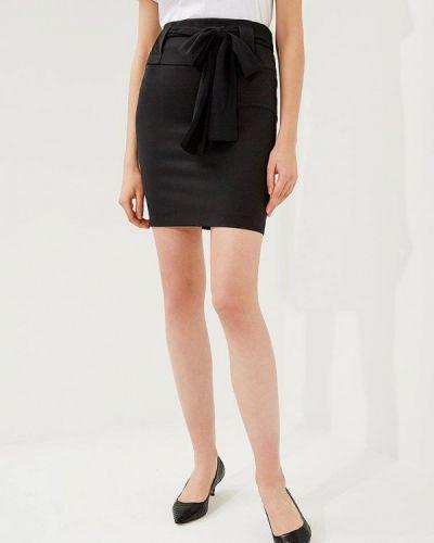 Черная юбка весенняя Patrizia Pepe