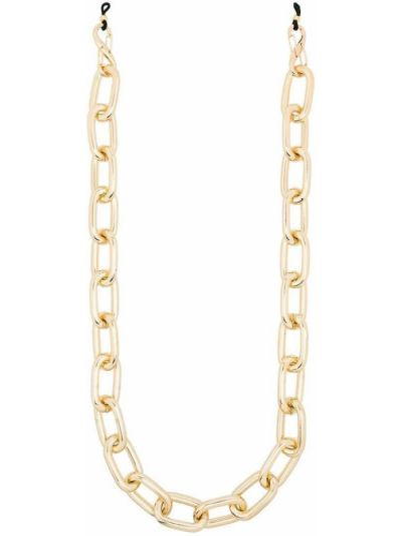 Золотистая цепочка золотая Tol Eyewear