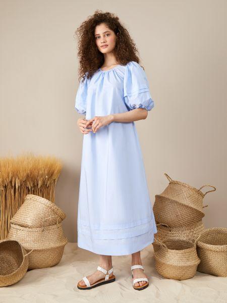 Платье с открытой спиной с завязками 12storeez