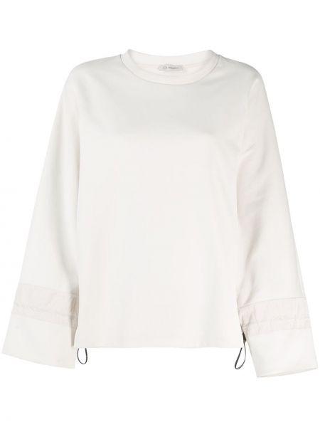 Bluza z długimi rękawami bawełniana Peserico