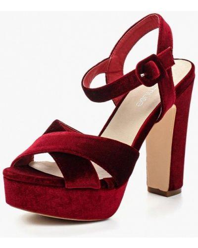 Босоножки на каблуке Chicmuse