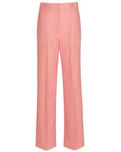 Spodnie oversize - różowe Givenchy