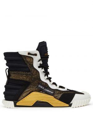 Wysoki sneakersy Dolce And Gabbana