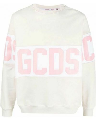 Beżowy sweter Gcds