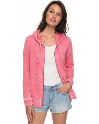 Розовый кардиган Roxy