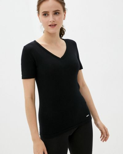 Пуловер - черный Giorgio Di Mare