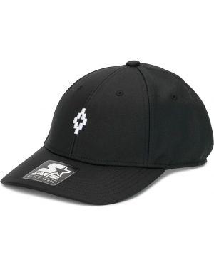 Czapka z logo czarny Marcelo Burlon County Of Milan