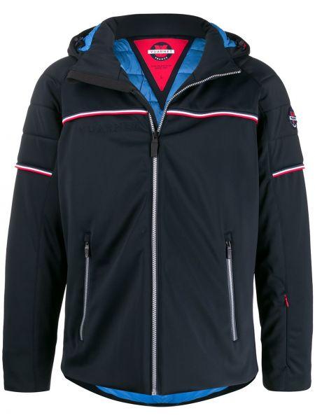 Куртка с капюшоном горнолыжная на молнии Vuarnet