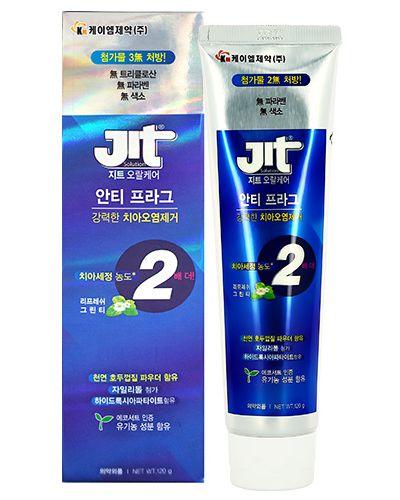 Зубная паста натуральная успокаивающий Jit