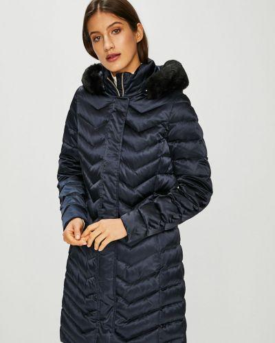 Стеганая куртка утепленная с капюшоном Geox