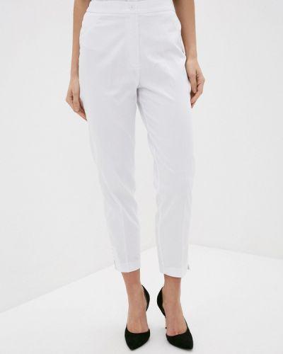 Белые классические брюки Franco Vello