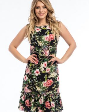 Летнее платье платье-сарафан с оборками Modellos