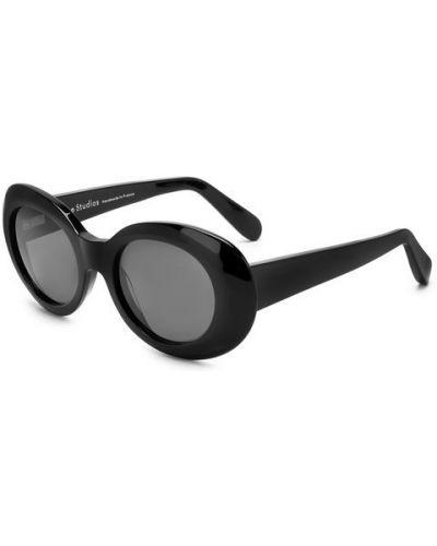 Черные солнцезащитные очки Acne Studios