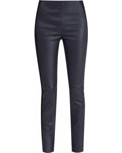 Кожаные брюки Maison Ullens