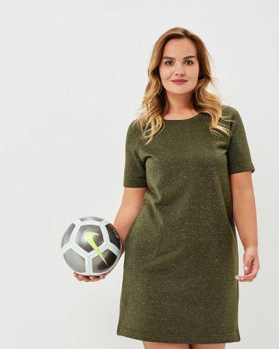 Платье зеленый хаки Griol