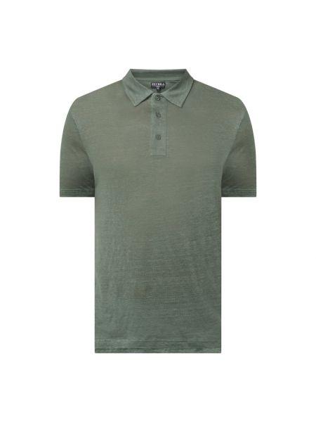Zielony t-shirt Zeybra