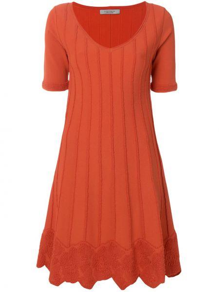 Расклешенное платье D.exterior