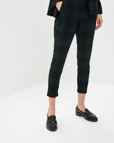 Черные брюки повседневные B.young