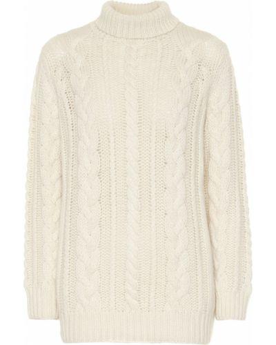 Классический свитер айвори Ryan Roche