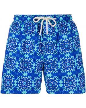 Kąpielówki niebieski światło Peninsula Swimwear