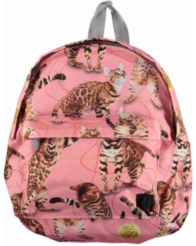 Рюкзак розовый Molo