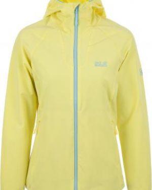 Куртка с капюшоном спортивная мембрана Jack Wolfskin